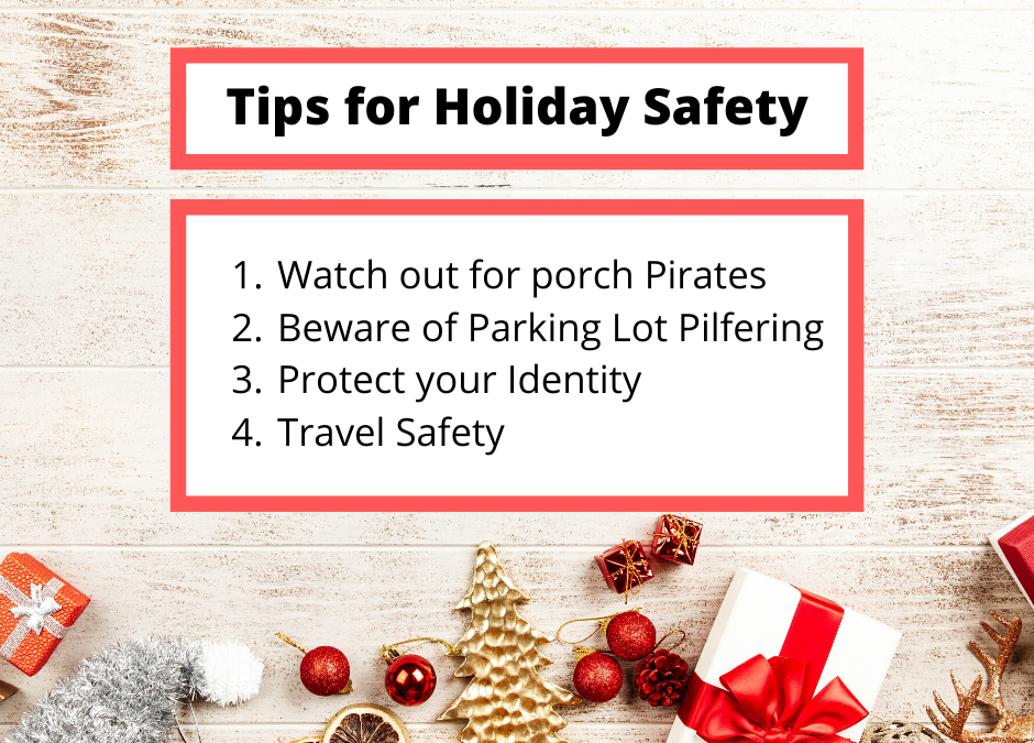 4 Tips for Holiday Safety